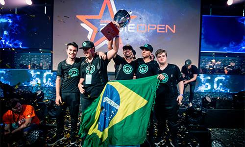 『DreamHack Summer 2016』CS:GO部門でブラジルImmortals が優勝、ヨーロッパ以外の優勝は初