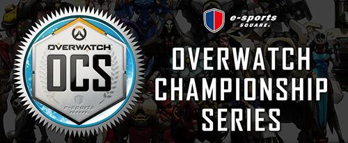 シリーズトーナメント『Overwatch Championship Series』が7月より開催、オフライン決勝をe-sports SAUQRE AKIHABARAで実施