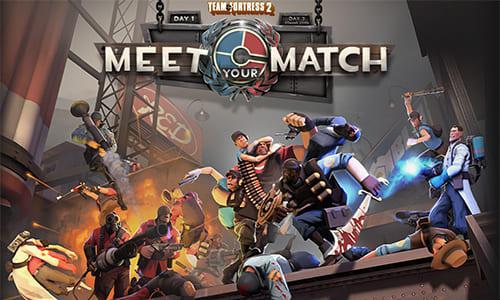 『Team Fortress 2』にマッチメイキング機能を特徴とした「The Meet Your Match」アップデートが近日リリース予定