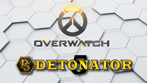 AVA日本最強チーム「DeToNator」のメンバーがOverwatchに転向、「DETONATOR5」として活動を開始