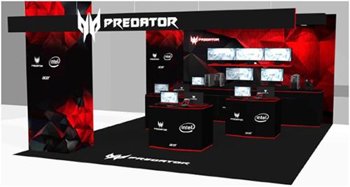 ソフマップ秋葉原本館『Predator』ストアでプロゲームSCARZのLoL選手との対戦イベントが12/10(土)、11日(日)に開催