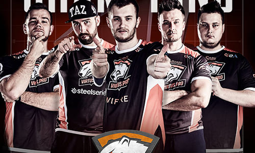 CS:GO大会『ELEAGUE Season 1』で Virtus.proが優勝