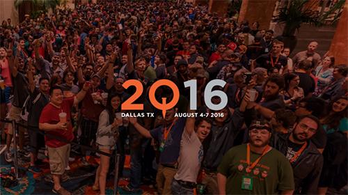 『QuakeCon 2016』QUAKE LIVE Duel Masters ChampionshipでRaphaが優勝し2連覇を達成
