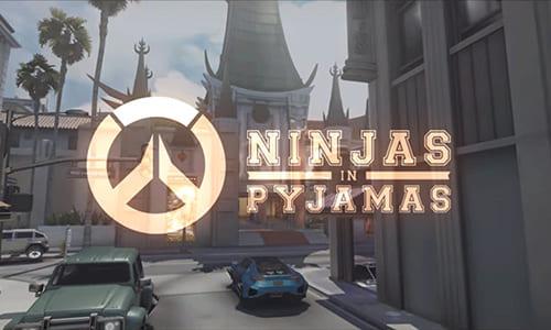 プロゲームチーム『Ninjas in Pyjamas』がOverwatch部門を新設