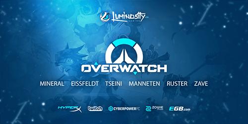 Luminosity GamingがOverwatchアメリカチームとの契約を終了、新たにヨーロッパ部門を設立