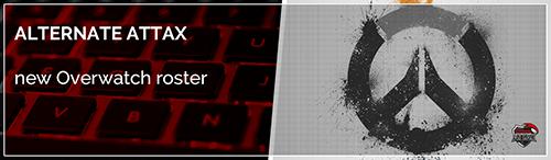 ドイツのプロゲームチーム『ALTERNATE aTTaX』がOverwatch部門を設立