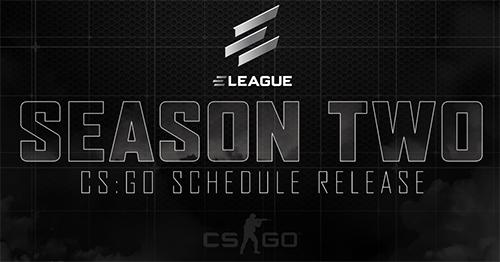 CS:GO『ELEAGUE Season 2』の開催スケジュール発表、2016年9月~12月にアメリカ・ヨーロッパの2部門で開催