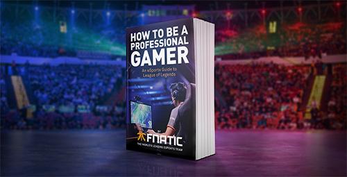 プロゲームチームFnatic公式書籍「How To Be a Professional Gamer」が2016年10月6日に発売