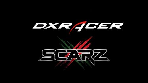 日本のプロゲームチーム『SCARZ』がゲーミングチェア『DXRACER』日本総代理店とのスポンサー契約を締結