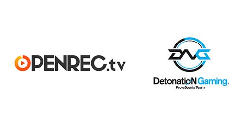 株式会社CyberZがプロeスポーツチームDetonatioN Gamingとスポンサー契約を締結、日本のeスポーツシーンの活性化を目指す