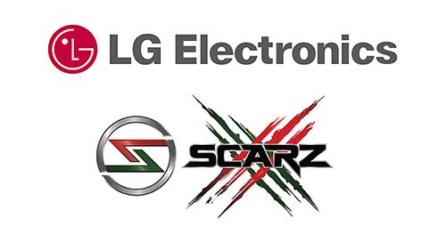 日本のプロゲームチーム『SCARZ』がLG Electronics Japanとスポンサー契約を締結
