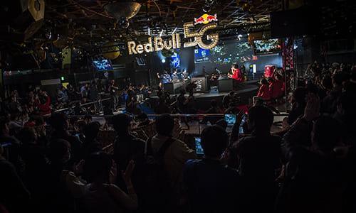 『Red Bull 5G 2016 Finals』に出場する東西代表・ファイナリストが決定、先着・無料の観戦登録がスタート
