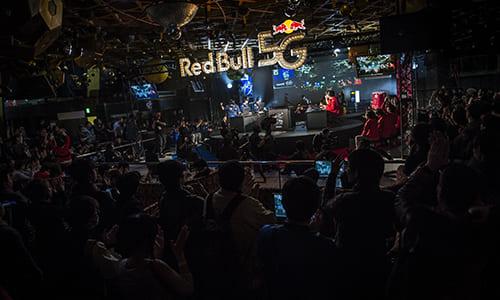 『Red Bull 5G 2016』全5つの競技ゲーム決定、オンライン予選の出場登録開始