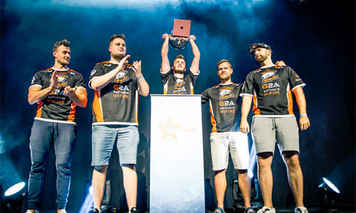 『DreamHack Bucharest 2016』CS:GOでVirtus.proが優勝