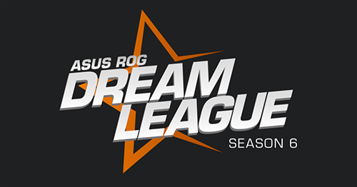Dota 2『ASUS ROG DreamLeague Season 6』の招待チーム発表