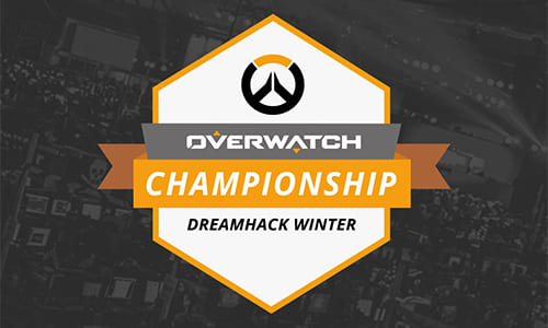 『DreamHack Winter 2016』で賞金総額$50,000の『Overwatch Championship』開催