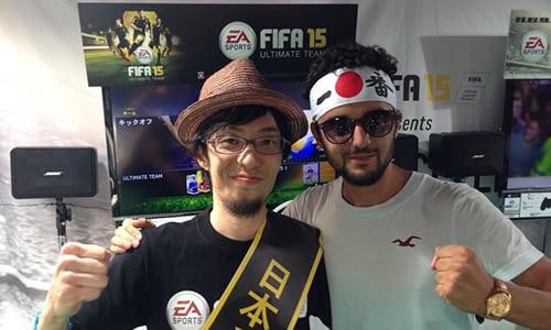 世界大会『ESWC2016』FIFA17部門に日本からマイキー選手が出場、クラウドファンディングで参戦の支援を呼びかけ
