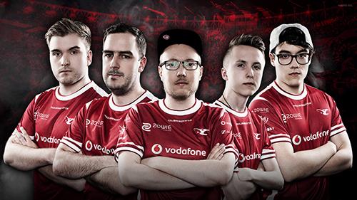 プロゲームチーム『mousesports』が携帯電話キャリア「Vodafone Germany」とスポンサー契約
