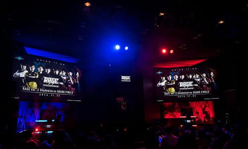 eスポーツ大会『RAGE VOL.3 Shadowverse GRAND FINALS』で、ま選手が優勝