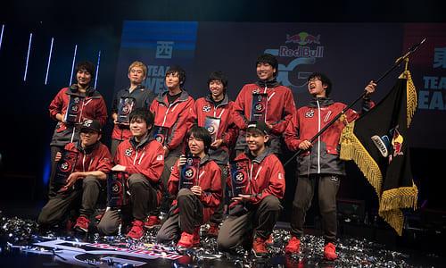 5回目の記念大会『Red Bull 5G 2016 Finals』で東代表チームが5ジャンルを制し完全優勝、トータルで東が勝ち越しシーズン1終了へ