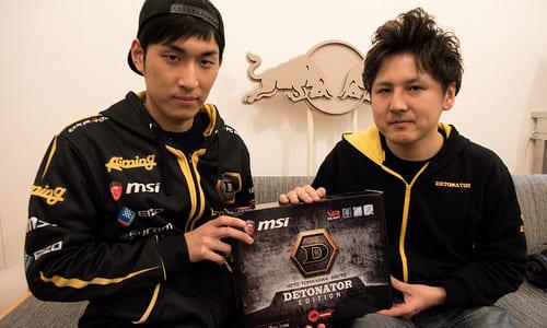 『MSI』がプロゲームチーム『DeToNator』モデルのマザーボードを日本限定発売