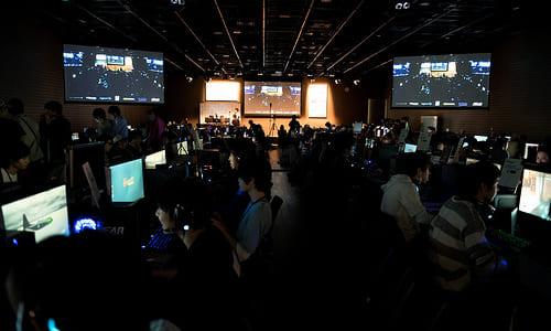 LANゲームパーティ『C4 LAN 2017 SPRING』が開幕、5/5(金・祝)まで72時間連続開催、当日券の発売決定