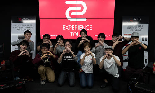 『ZOWIE』が東京で製品体験会を開催、CS:GOの「ピーク」挙動を明瞭に視認可能な最新ゲーミングモニタ搭載『DyAc』機能等を直接紹介