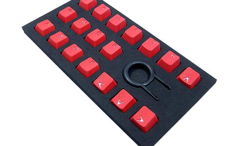 ビットフェローズからCherry MXシリーズ互換キーボード向けのカスタムキートップセット『BFRKC』シリーズが3/10(金)より発売開始
