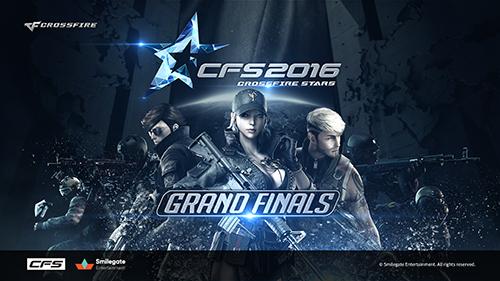 世界大会『CrossFire Stars 2016』が12/2(金)より開幕、日本代表iNsanesが出場