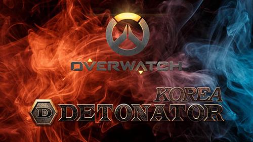 日本のプロゲームチームDeToNatorが『Overwatch』韓国部門『DeToNator.KOREA』を設立