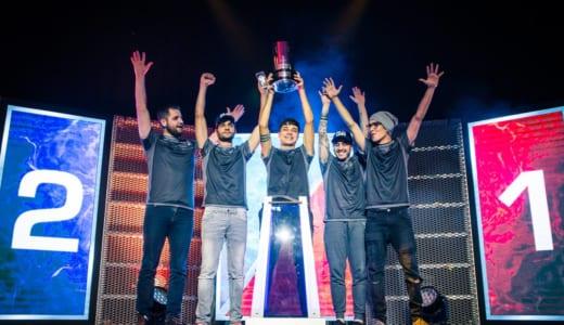 CS:GO『DreamHack ASTRO Open Summer 2017』でSK Gamingが優勝