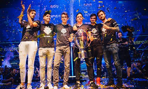 賞金総額25万ドルのCS:GO大会『DreamHack Masters MALMÖ 2017』でG2 Esportsが優勝