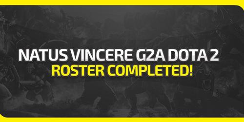『Natus Vincere』がDota 2部門の2017-2018年ロスターを発表