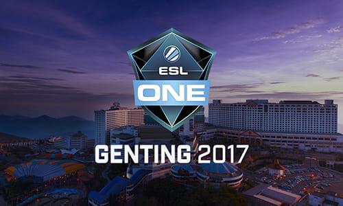 賞金総額25万ドルのDota 2大会『ESL One Genting 2017』が2017年1月6日よりマレーシアで開幕