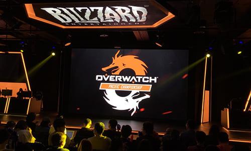 『Overwatch Pacific Championship』Week2が4/14(金)~16(日)に開催、日本DeToNator、SunSisterが出場