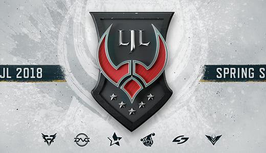 2/9(金)開幕『LJL 2018 Spring Split』出場6チームのスターティングメンバー発表
