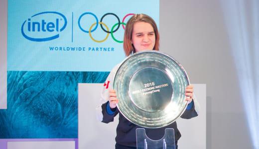 『平昌オリンピック』公認eスポーツ大会『2018 IEM PyeongChang』StarCraft II部門でカナダのScarlett選手が優勝