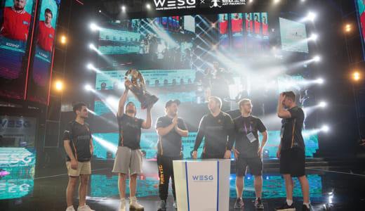 世界大会『WESG 2017』でCS:GO部門でFnaticが優勝、Space Soldiersは念願のタイトル獲得ならず
