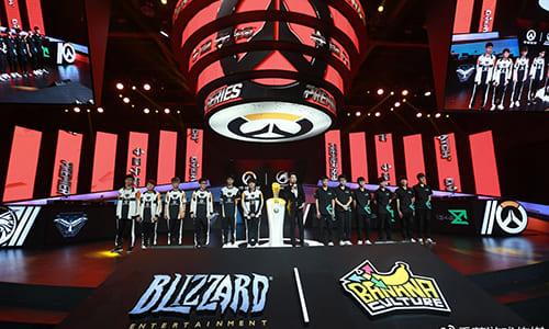 Overwatch『APAC Premier 2017』の出場12チーム発表