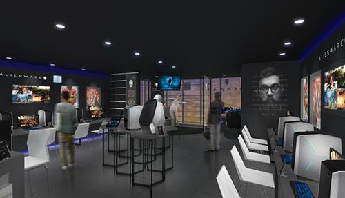 ゲーミングPCブランド「ALIENWARE」の旗艦店「ALIENWARE STORE AKIBA」が12月10日(土)にオープン