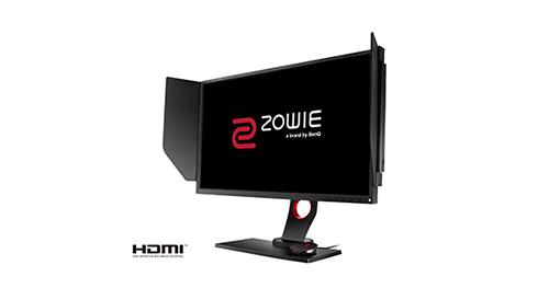 BenQ ZOWIEより240Hz駆動のゲーミングモニタ『XL2546』が登場、激しい画面の動きを明瞭にする新機能「DyAc」搭載