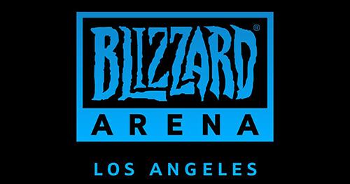 eスポーツ施設『Blizzard Arena Los Angels』がアメリカにオープン、『Overwatch』公式大会等を実施