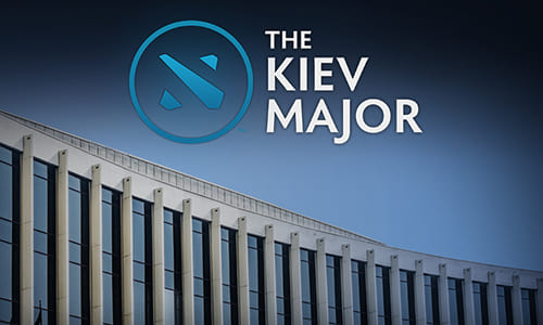 Dota 2メジャー大会『The Kiev Major』オープン予選の参加登録がスタート、3/6(月)~3/9(木)に開催