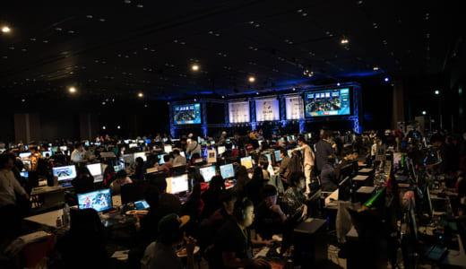72時間ひたすらゲームを遊び倒せるLANゲームパーティ『C4 LAN 2018 SPRING』が過去最大規模で開幕