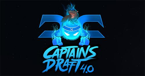 Dota 2プロサーキット『Captains Draft 4.0』が2018年1月に開催、唯一の「Captains Draft」モード採用で実施