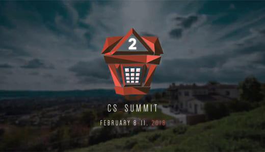 エンタメ要素満載のCS:GO大会『cs_summit 2』が2/9(金)2時より開幕