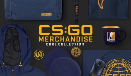 公式オンラインショップ『Valve Store』に新作CS:GOグッズが入荷