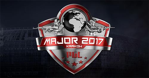 賞金総額100万ドルのCS:GO大会『PGL Major Kraków 2017』に出場する16チームが決定