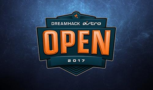 CS:GO『DreamHack ASTRO Open Summer 2017』が6/17(土)~19(金)にスウェーデンで開催、試合スケジュール発表