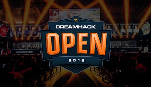 CS:GOプロ・アマサーキット大会『DreamHack Open 2018』の開催スケジュール発表